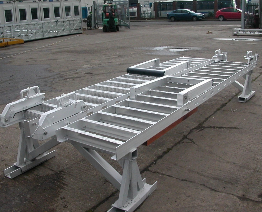 Bespoke Marine Access Gangways Divers Ladder