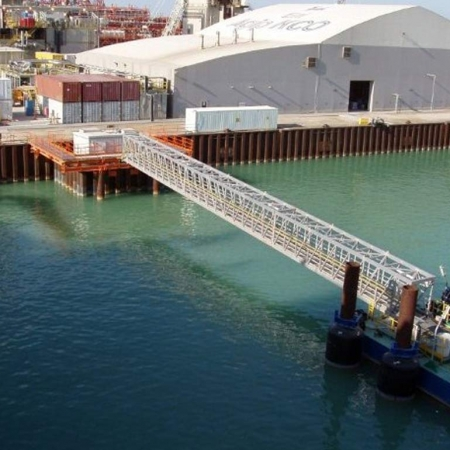 Pontoon Gangways (1)