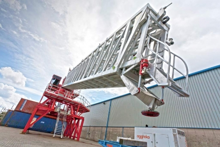 Telescopic Gangways Turbine Access (1)