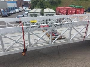 26m aluminium bridge 3|26m aluminium bridge|26m aluminium bridge 1|26m aluminium bridge 2
