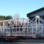 28m Telescopic Gangway
