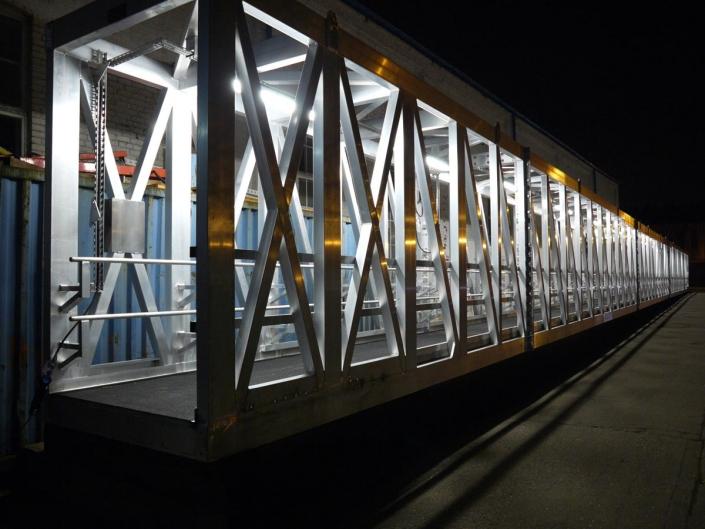50m Offshore Bridge 2