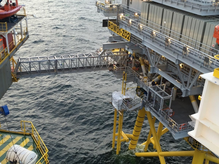 Offshore W2W Bridge
