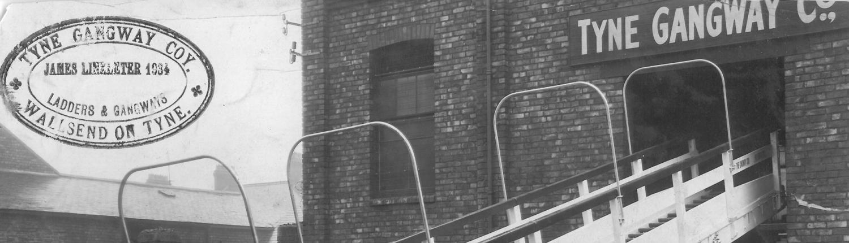 Tyne 1934 Gangway Slider
