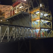 50M Offshore Access Bridge|Accommodation Ladders|Carousel Access System|Column Gangway|Shore Gangway|Walk to Work Gangway