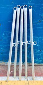 Sala/Shala Aluminium Stanchions