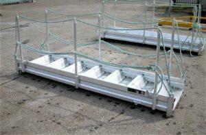 4m Aluminium Sala Gangway
