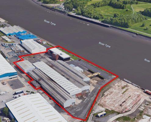 Tyne Gangway (structures) Ltd - Location