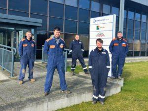 Tyne Gangway Apprentices