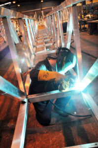 Tyne Gangway Welder/Fabricator