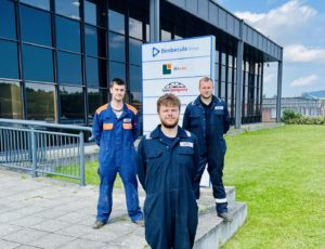 Tyne Gangway's Apprentices Complete Programme
